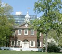 Carpenter's Hall, Independence Park, Philadelphia PA