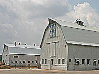 Classic Dairy Barn in Chester County PA