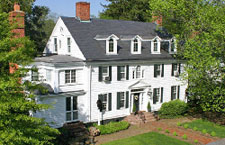 Princeton's Fernbrook Manor Bed and Breakfast NJ