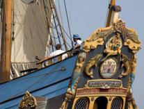 Kalmar Nyckel Ship Wilmington DE