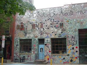Painted Bride Arts Center, Philadelphia PA