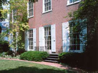 Physick House, Society Hill, Philadelphia, PA