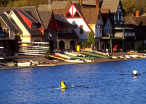 Rowing Clubs on the Schuylkill, Philadelphia PA