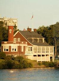 Sedgeley Club, Boat House Row, Philadelphia