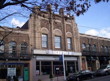 Sedgwick Theater, Philadelphia PA
