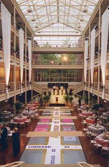 University of the Arts Atrium, Philadelphia PA